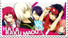 The Devil is a Part-Timer Stamp by Athena-Tivnan