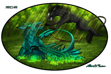 Hades: Last Challenge 3 by Athena-Tivnan