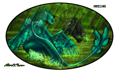 Hades: Last Challenge 4 by Athena-Tivnan