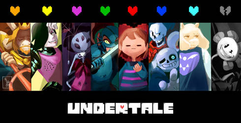 Undertale - Heart and Soul by ukalayla