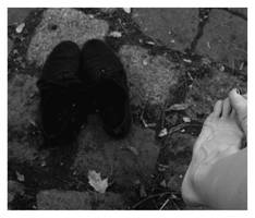 ...shoeless by kamellie
