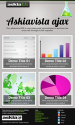Demo portal UI design mockup by Uncleserb