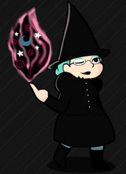 Witch Izzy by RosemaryFanatic