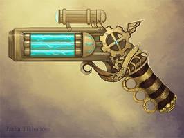 weapon by Tashati