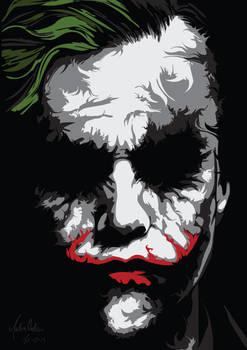 Joker, why so serious? by BuiltToFail