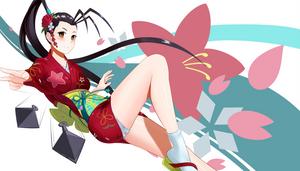 Street Fighter V - Ibuki Anniversary Hitbox by RyanSalty