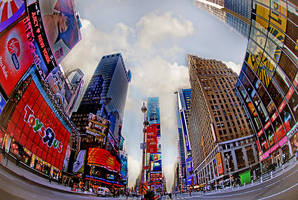 times square by ivyblue