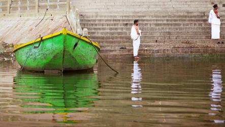 Varanasi by ivyblue