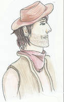 Cowboy Ben by Ro-heryn