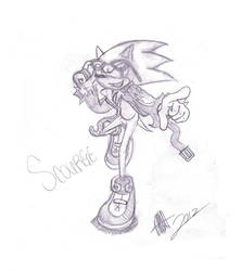 Scourge-sketch by Amytherose1997