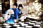 Kuroshitsuji - Lau and Ranmao -03- by mangalphantom