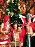 Gurren Lagann Christmas - 01 - Just Believe by mangalphantom