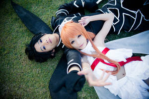 Sword Art Online: ALO - 02 - With Me by mangalphantom