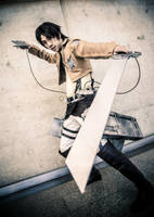 Attack on Titan - 02 - Fight On!! by mangalphantom