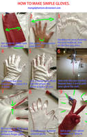 Gloves Tutorial by mangalphantom