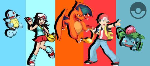 33-35  -  Pokemon Trainer by DjProhawk