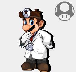 18 - Dr.Mario by DjProhawk