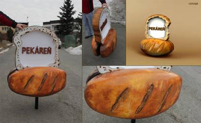 Bread by mousek