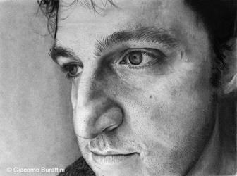 Self portrait by giacomoburattini