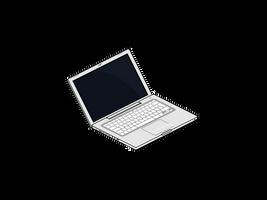 Macbook by DorifutoRabbit