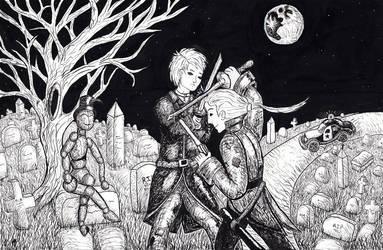 two dead boys by amberhlynn