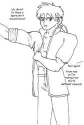 Ike needs a tailor by irish-brigid