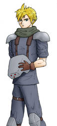Infantryman Cloud by irish-brigid