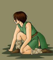 Argu is unhappy by irish-brigid