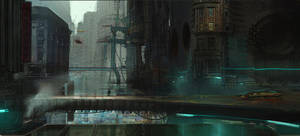 cyberpunk by alexart911