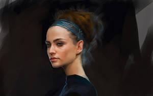 Girl by alexart911