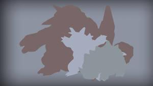 Rhyhorn Evolution by Bhrunno