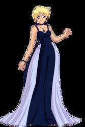 Princess Uranus by Bhrunno