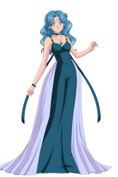 Princess Neptune by Bhrunno