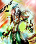 Omega Discord Mlp Zero... Heavy147 art by HARKHAN71