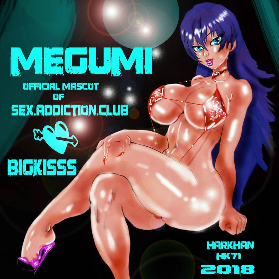 Megumi by HARKHAN71