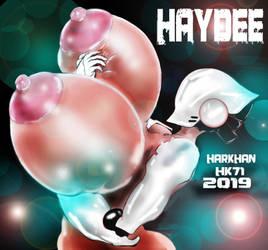Haydee by HARKHAN71