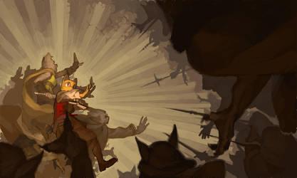 Clash by HotaruArc