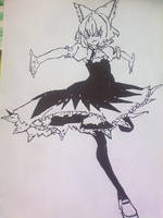 Cirno Show Time by Berto90