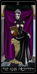 DTP_High Priestess by FilXVII
