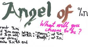 Angel of $n by peanuthorst