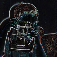 First Camera by peanuthorst