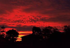 Sunset by peanuthorst