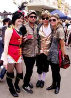 Burlesque Pirates by peanuthorst