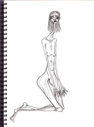 Wooden Woman by edenmilu