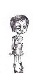 Petit Goth by edenmilu