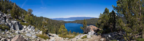 Cascade Lake - Tahoe by BKcore