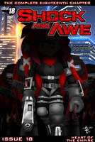 Shock and Awe - Issue 18: 'Heart of the Empire' by COUNTERR3VOLUTION