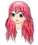 Sibyl ( free head shot ) by RavenMidnight22
