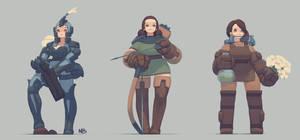 girls 7 by nbekkaliev