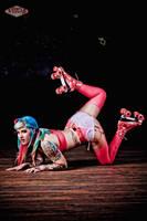 RollerGirl by Miss-MischiefX